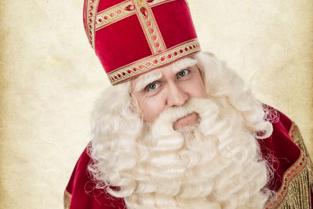Sinterklaas canva