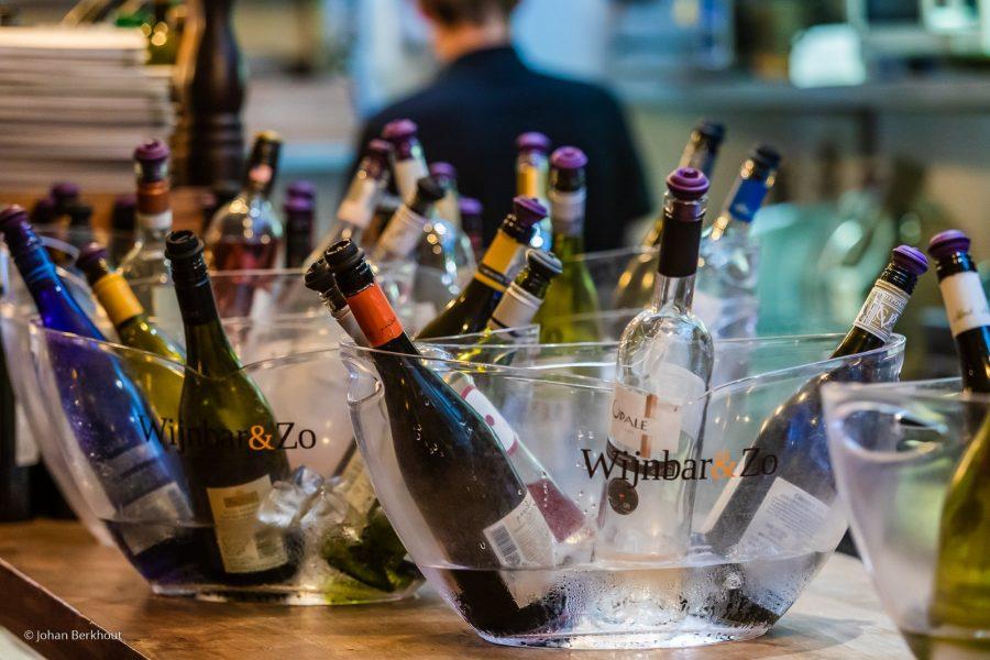 Wijnen bij Wijnbar en zo