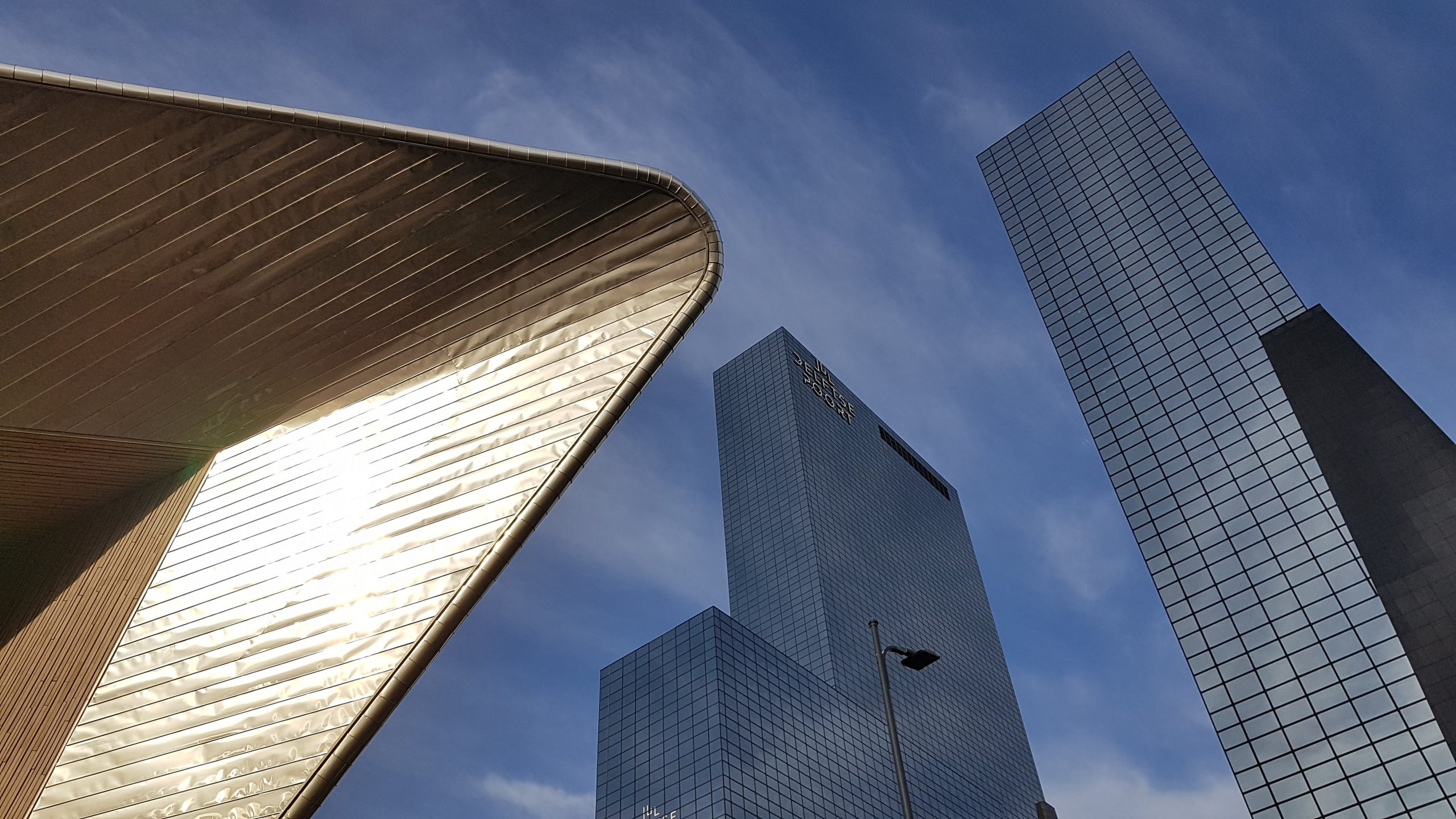 Op stap in Rotterdam