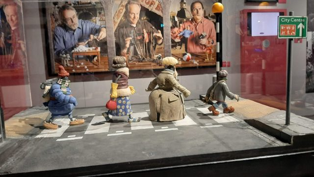 Art of Aardman expositie
