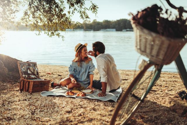 Picknicken op picknickplekken