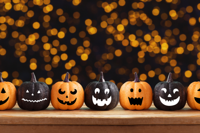 Halloween decoraties