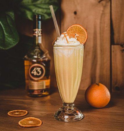 recept 43 shake Hudson Voorschoten