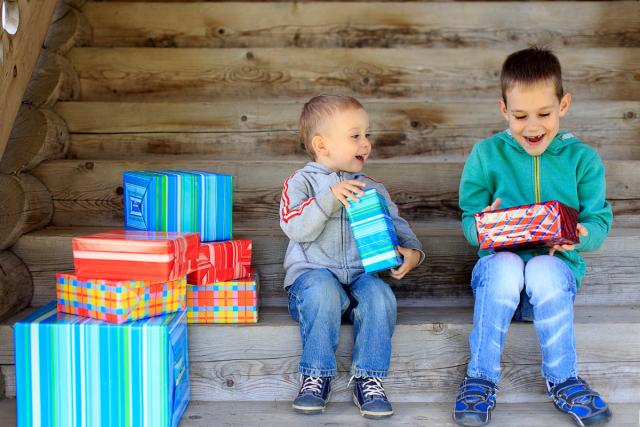 Coronaproof kinderen cadeaus