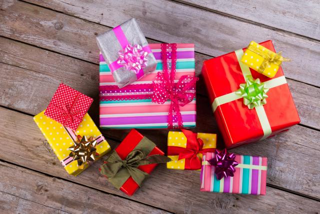 Cadeaus Sinterklaas