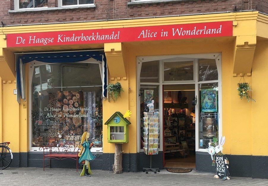 Alice in Wonderland klein