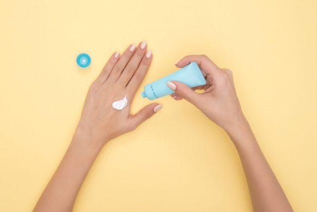 Beautytips droge handen