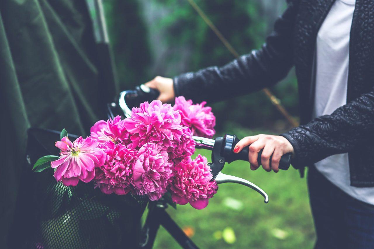 Bloemen voor mama