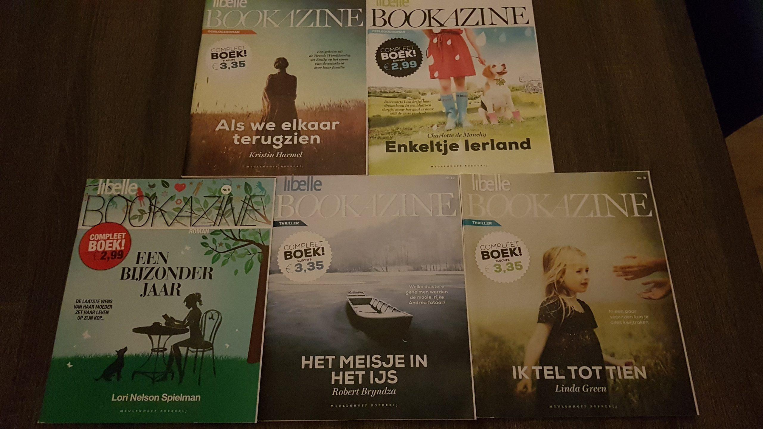 Bookazines