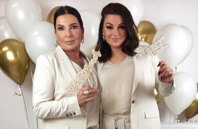 Brigitte en Chaya van Breeze Boutique