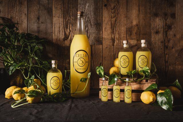The Lemon Spirit limoncello