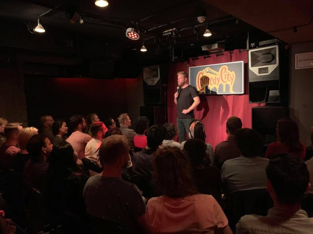 ComedyCity winnen oktober!