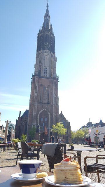 Delft terrassen