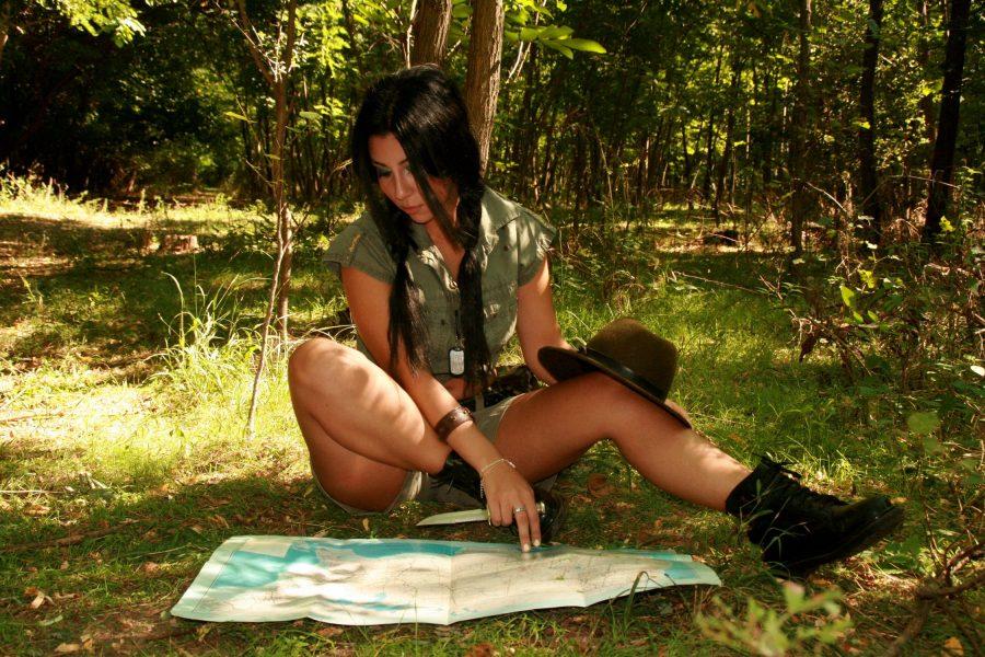 EHBO in het bos