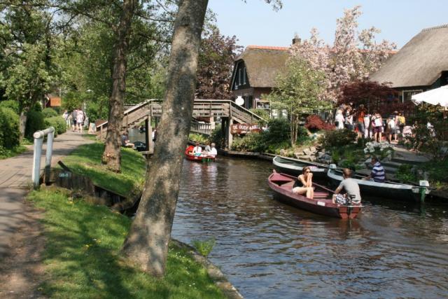 Eetcafe Giethoorn Weerribben-Wieden