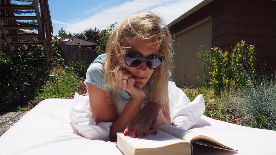 Feelgood boeken lezen