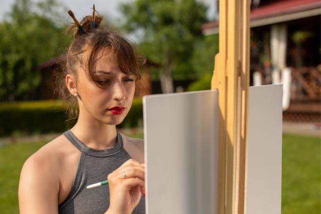 Schilderen hobby