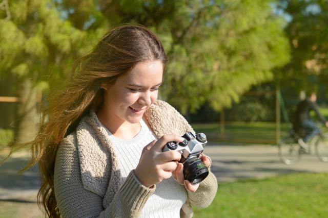 Fotografie hobby