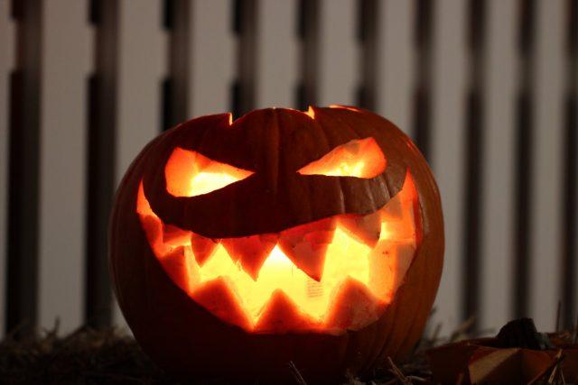 Halloween uitgelicht