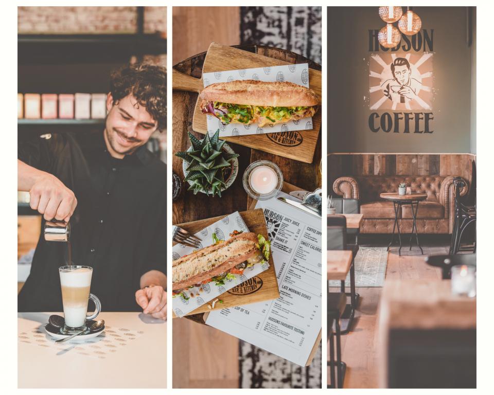 Hudson Coffee Leiden uitgelicht