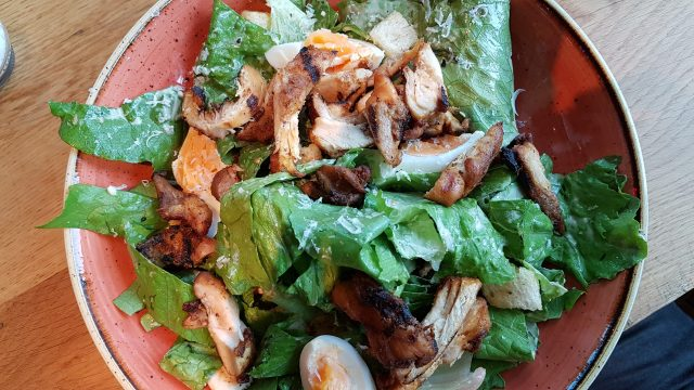 Hudson lunch salade