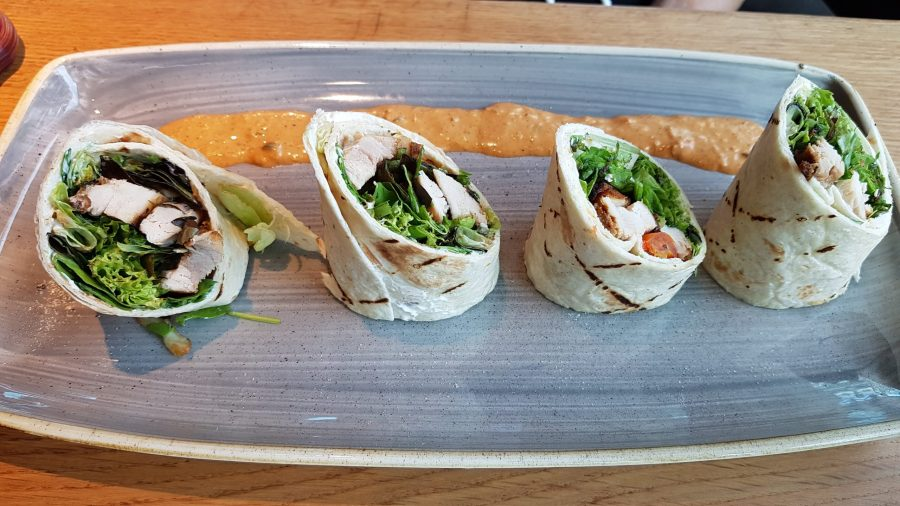 Hudson lunch wraps