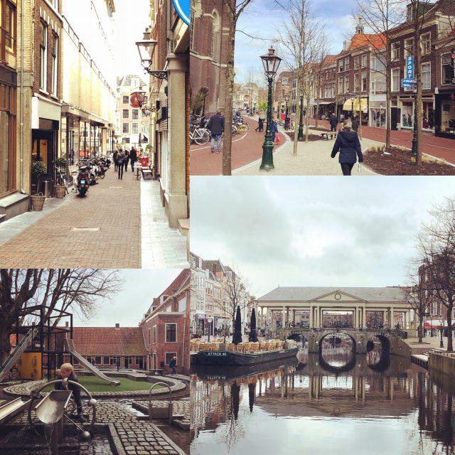 Op stap in Leiden