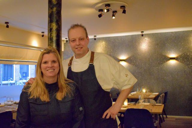 Eric en Debbie Ketel