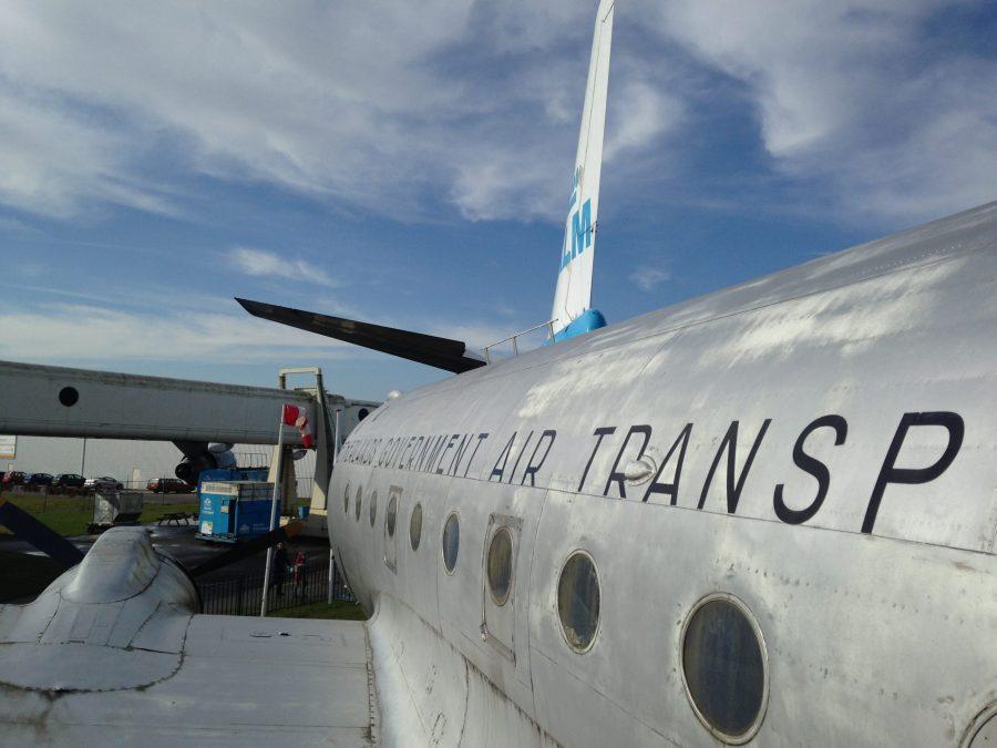 Vliegtuig Aviodrome