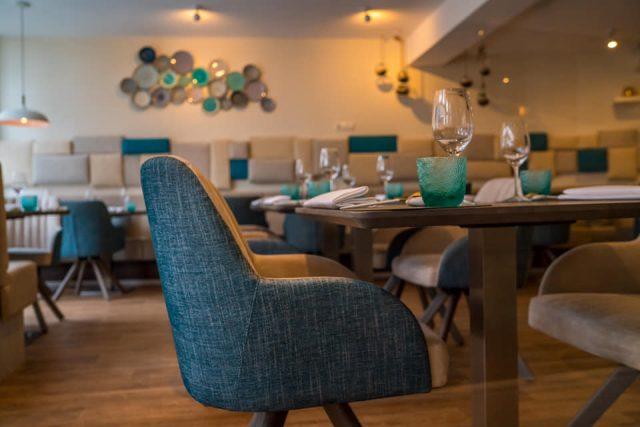 Interieur Restaurant Elea