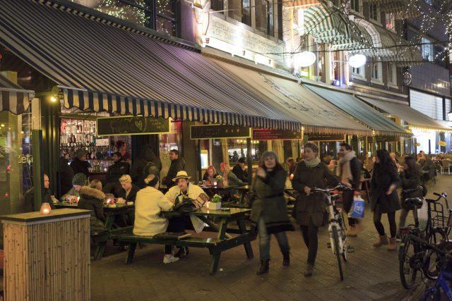 De Grote Markt Den Haag