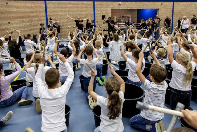 Kinder muziek week 2021