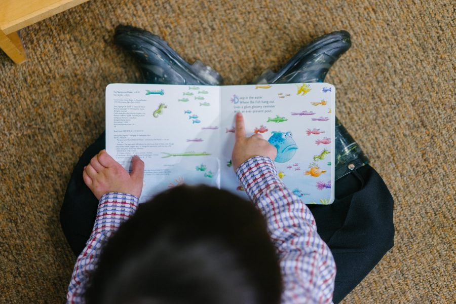 Kinderboekenweek uitgelicht