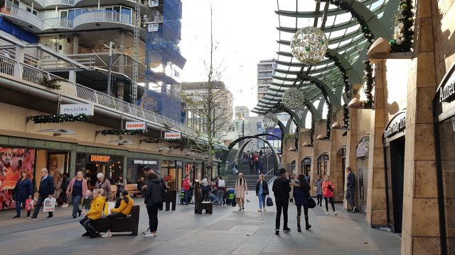 Winkelen in Rotterdam uitgelicht