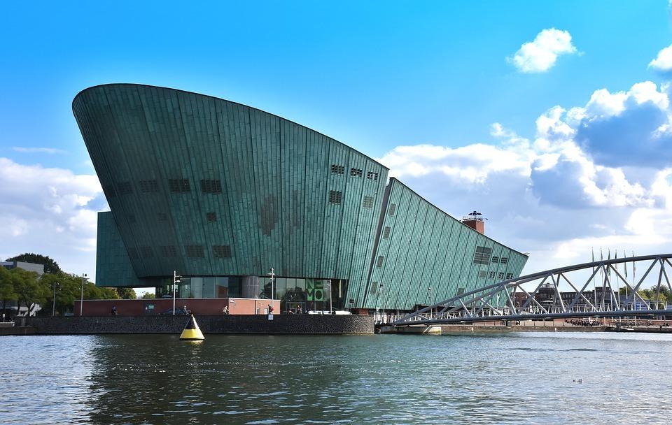 Museumbezoek Nemo