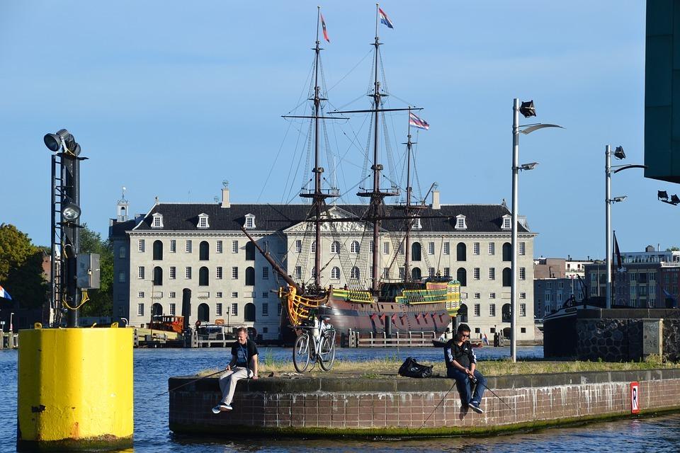 Museumbezoek Scheepsvaartmuseum