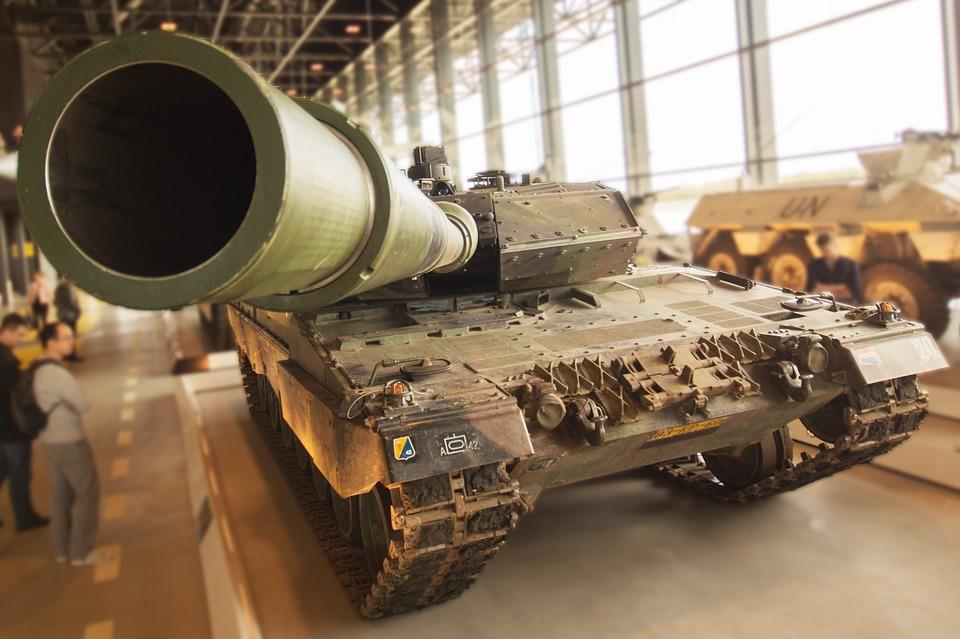 Museumbezoek militair museum