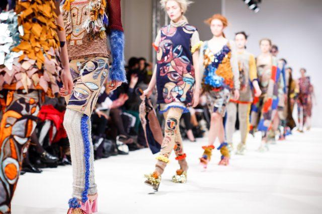 Najaar shoppen fashionshow