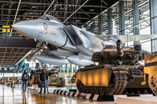 Nationaal Militair Museum Soesterberg