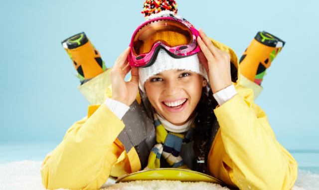 Wintersport in Nederland
