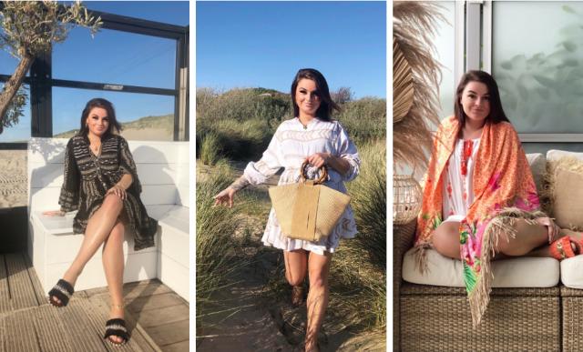 jurkjes tassen en omslagdoeken van Breeze boutique