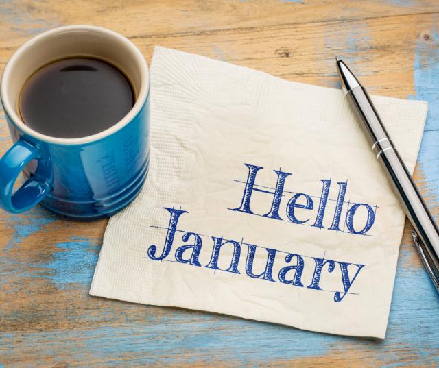 Wat te doen in januari