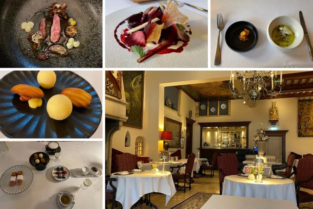 fine dining bij Restaurant 1397
