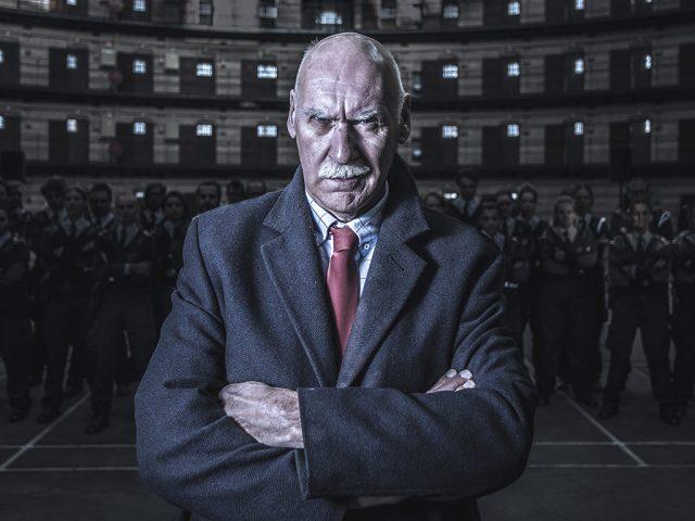 Directeur de Keizer Prison Escape