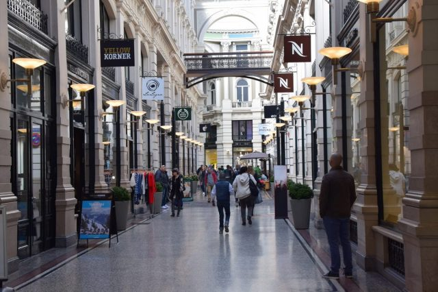 Winkelen in Den Haag