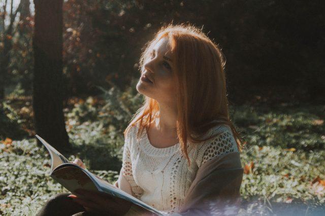 Romantische boeken verliefd