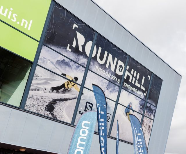 Roundhill ski en snowboard school
