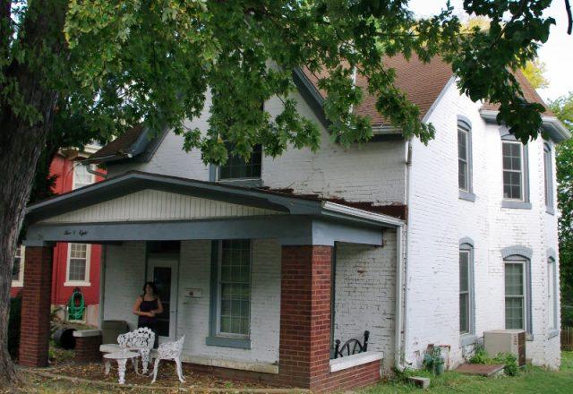 Sallie House- Kansas Tourism