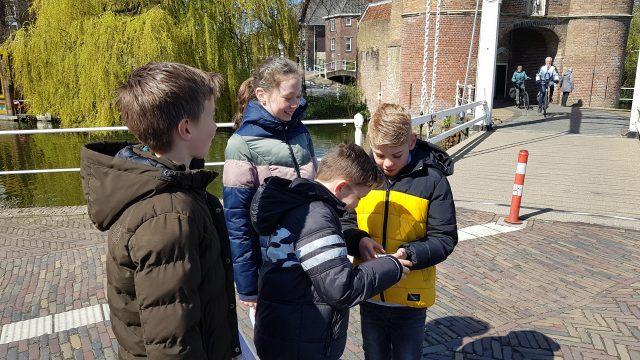 Speurtocht Delft