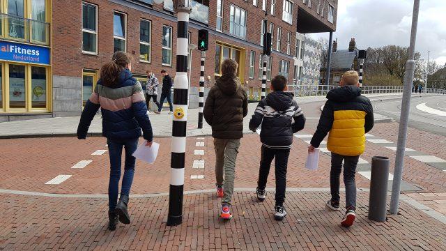 Speurtocht Delft 2